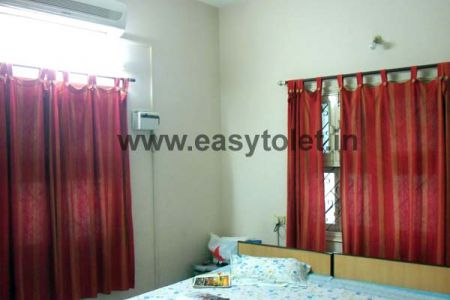 2 BHK Independent House For Rent In Vengal Rao Nagar