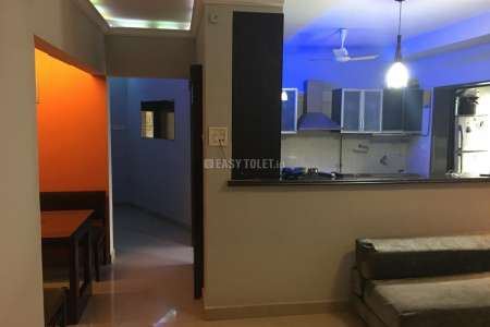 2 BHK Bachelor Accommodation For Rent In Goregaon (w)