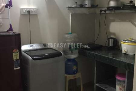1 BHK Bachelor Accommodation For Rent In Worli