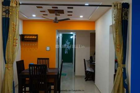 3 BHK Bachelor Accommodation For Rent In Balawadi