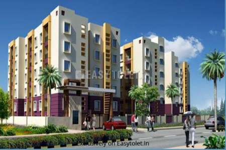 3 BHK Apartment For Rent In Jharapada