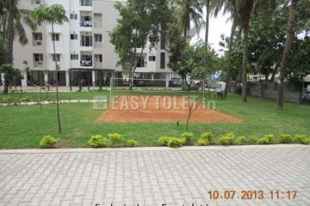 2 BHK Bachelor Accommodation For Rent In Thalambur