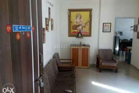 1 BHK Apartment For Rent In Narhe