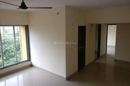 2 BHK Bachelor Accommodation For Rent In Thane West