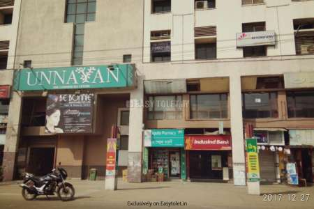 Commercial Space For Rent In Santoshpur