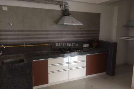 3 BHK Apartment For Rent In Thaltej