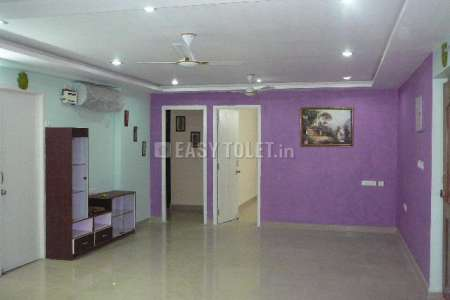 3 BHK Apartment For Rent In Pedda Waltair