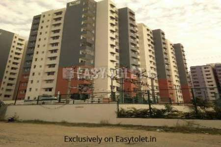 3 BHK Bachelor Accommodation For Rent In Padur