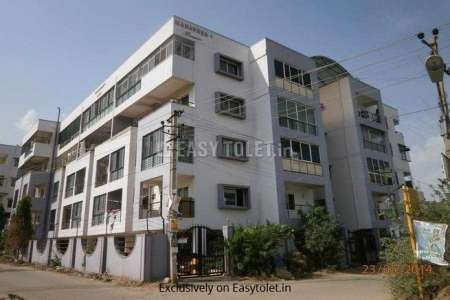 2 BHK Apartment For Rent In Marathahalli