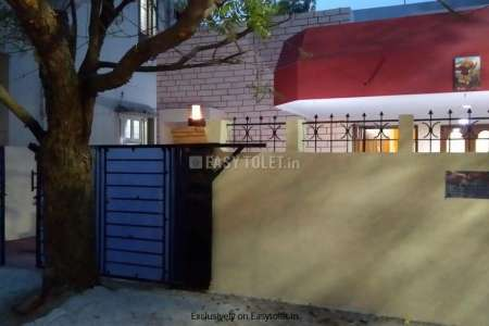 3 BHK Independent House For Rent In Hasmathpet