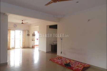 3 BHK Apartment For Rent In OMBR Layout