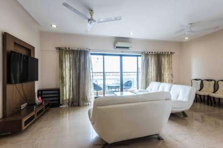 2 BHK Bachelor Accommodation For Rent In CBD Belapur