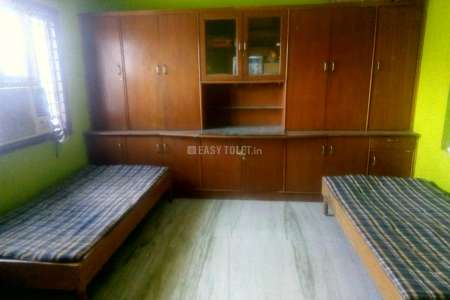 Two Rooms Bachelor Accommodation For Rent In Banjara Hills