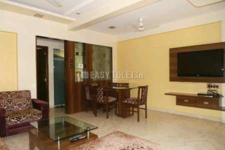 3 BHK Apartment For Rent In Kandivali West