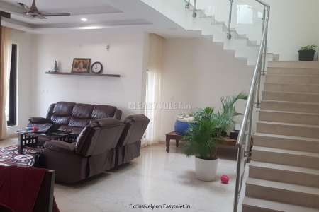 4 BHK Duplex House Or Villa For Rent In Sarjapur