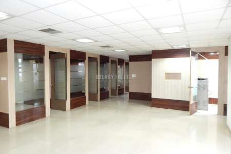 Office Space For Rent In Jubilee Hills
